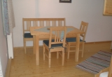 Essbereich | Dining area | La sala della colazione
